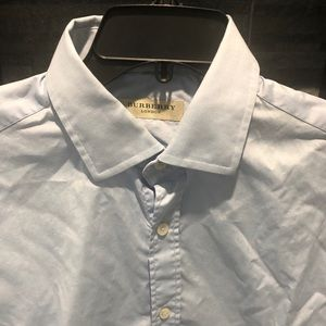 Burberry Men's Dress Shirt